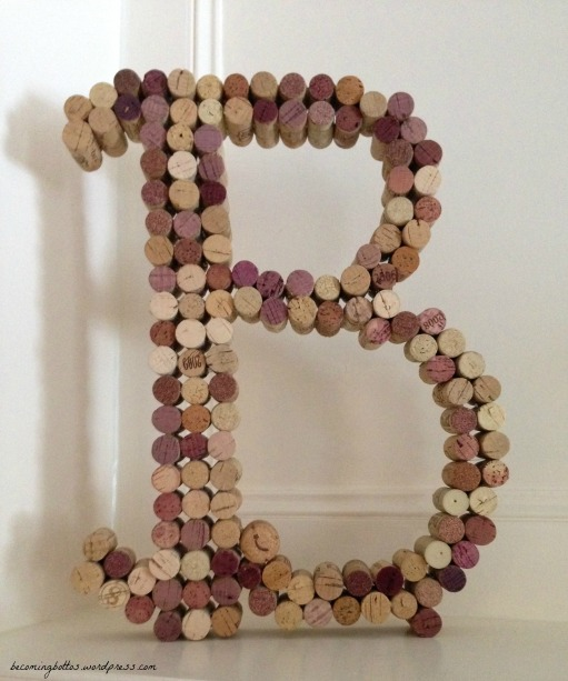 Wine Cork Table Numbers: Wine Corks, Table Numbers, And Whiskey Ginger-ales